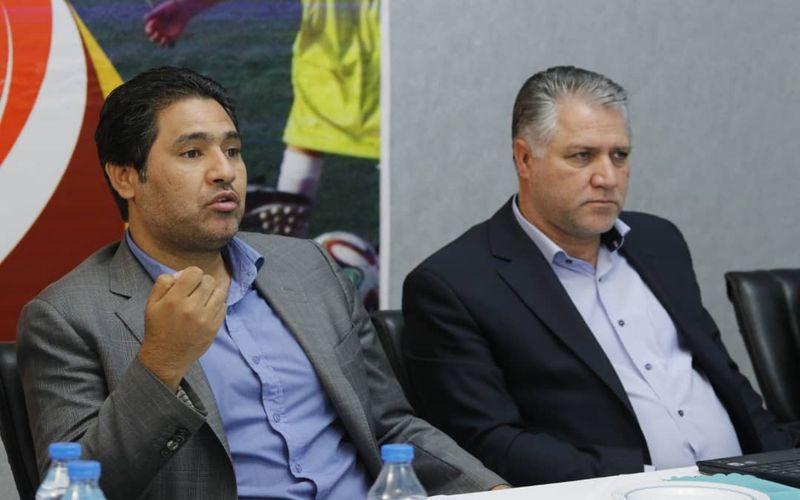 رئیس هیات فوتبال کرمان:مس کرمان لایق ترین تیم برای صعود به لیگ برتر است