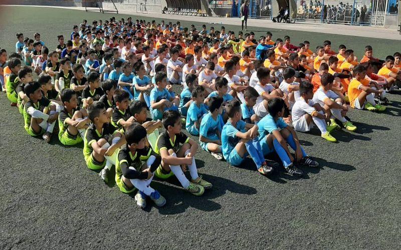 اعلام زمان بندی تست گیری طرح فرهنگستان فوتبال باشگاه مس کرمان