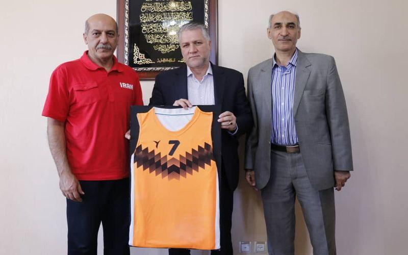 سرقامتان زیر پرچم مس در لیگ برتر/امضای قرارداد سرمربی و جمعی از بازیکنان بسکتبال مس