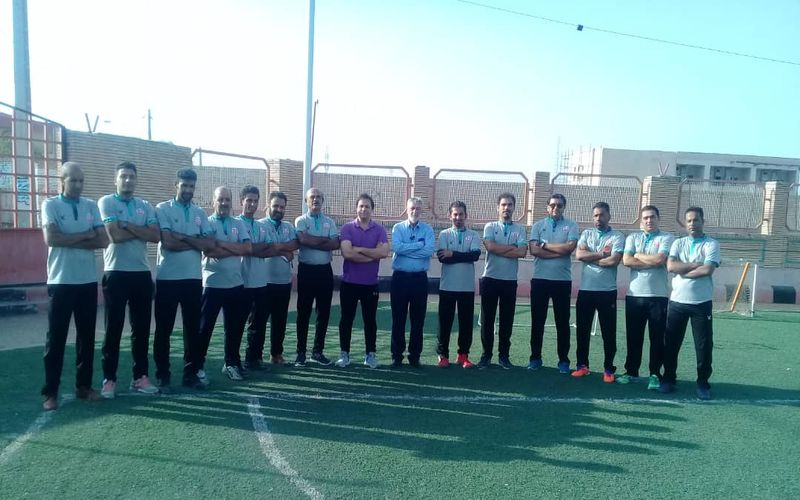 آغاز مرحله عملیاتی استعدادیابی طرح فرهنگستان فوتبال باشگاه مس کرمان