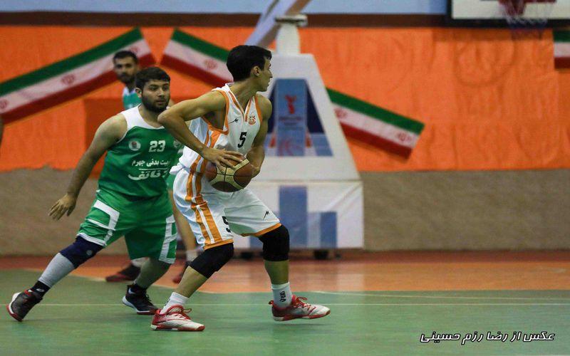 برنامه دقیق رقابت های تیم بسکتبال مس کرمان در لیگ برتر