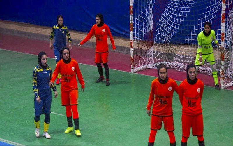 رهیاب در تهران دختران فوتسال مس را گمراه کرد