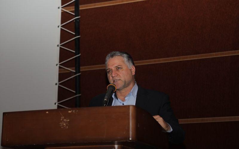 پیام گرامی داشت مدیرعامل باشگاه مس کرمان به مناسبت هفته ورزش و تربیت بدنی