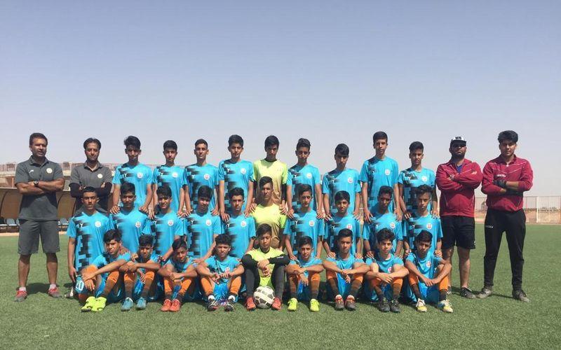 برنامه مرحله نهایی تیم زیر 15 سال مس در قهرمانی استان/شکست جوانان در تهران