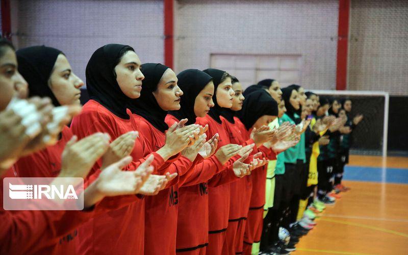 پیروزی قاطع دختران فوتسال مس در کرمان