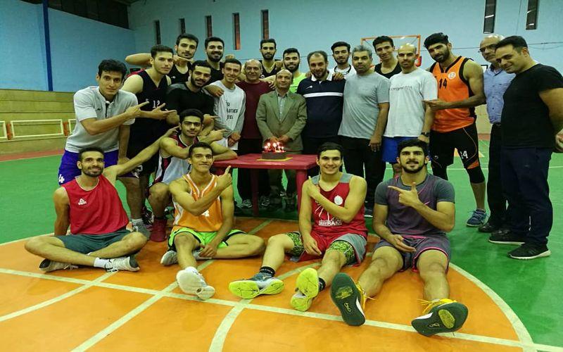 سرو قامتان مس آماده برای فتح آرزوهای بزرگ در لیگ برتر بسکتبال کشور