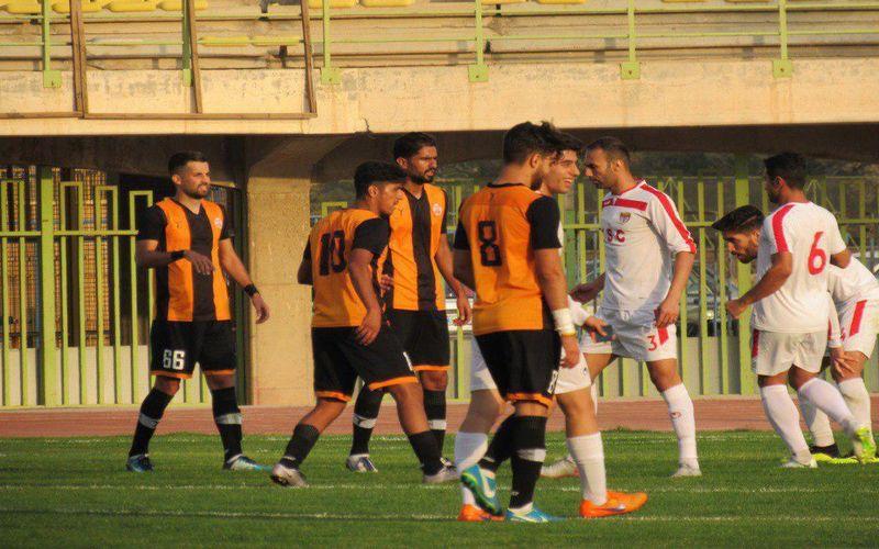 تساوی مس نوین در بازی معوقه و شکست امیدها در اصفهان