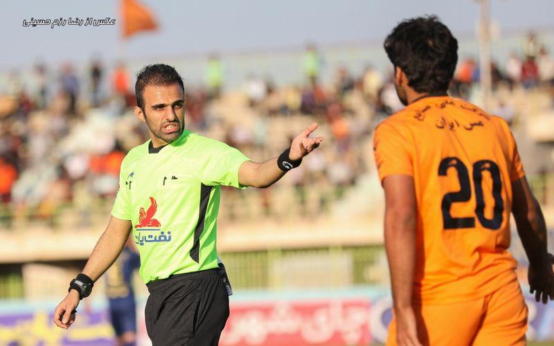سه تصمیم بحث برانگیز قضاوت عرب براقی/پنالتی و گل مس پرید و پنالتی زشت علیه این تیم