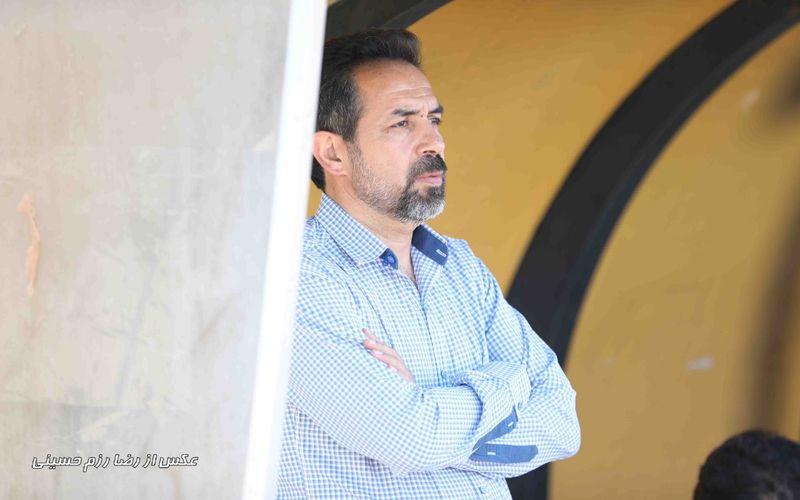 سرپرست تیم فوتبال مس: با تمام توان شنبه برای بازی با نود به ارومیه می رویم