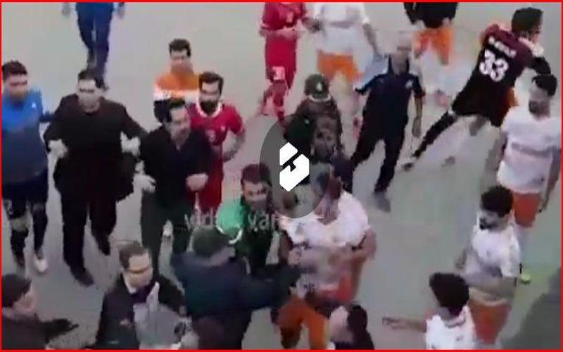 شرح ماجراهای زشت رخ داده در ارومیه/صحنه گردانی جنجال ار شب قبل از بازی تا پس از بازی