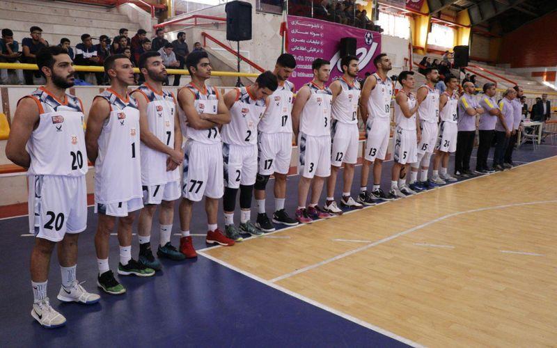 پخش مستقیم بازی بسکتبال مس برابر اکسون در تهران