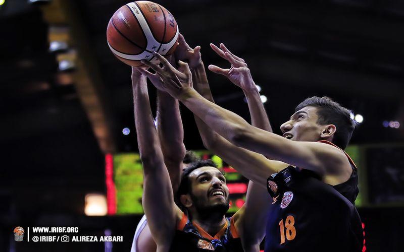 بسکتبالیست های مس از تهران راهی بازی قزوین خواهند شد(عکس)