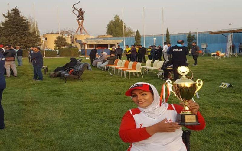 سمیه عباسپور: کسب قهرمانی لیگ برتر تیروکمان دختران مس بسیار باارزش بود