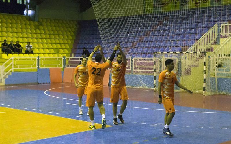 هندبال مس با پیروزی در گچساران بازی های لیگ برتر را از سر گرفت