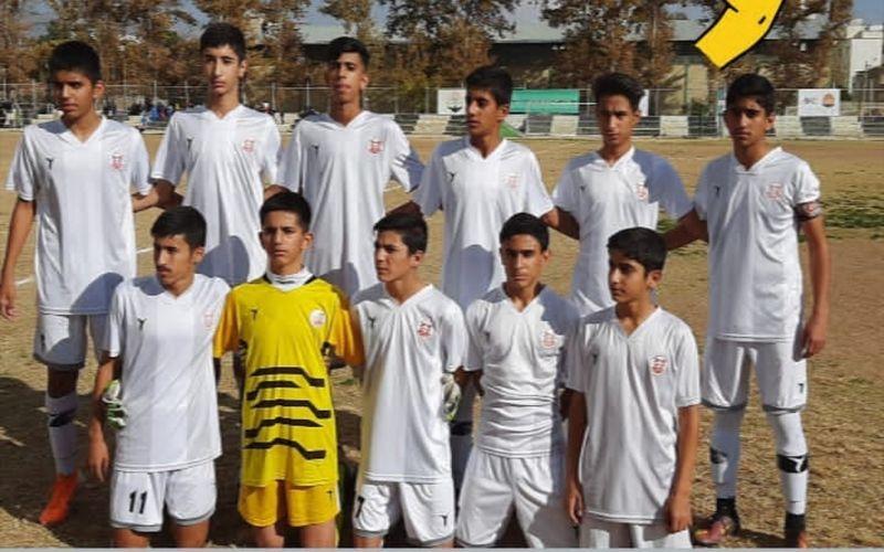 پیروزی حیاتی نونهالان و تساوی ارزشمند نوجوانان مس در لیگ برتر