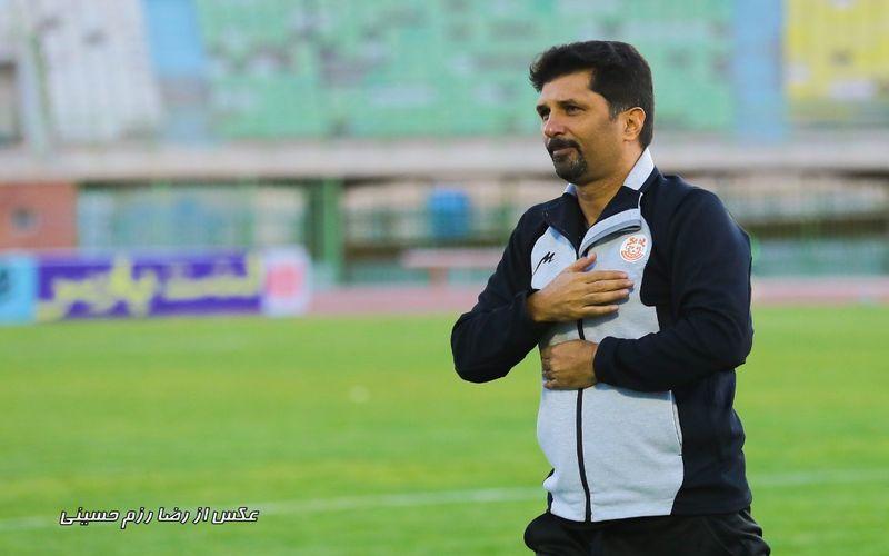 مجتبی حسینی: سخت به تلاش خود برای تداوم کسب امتیاز ادامه می دهیم