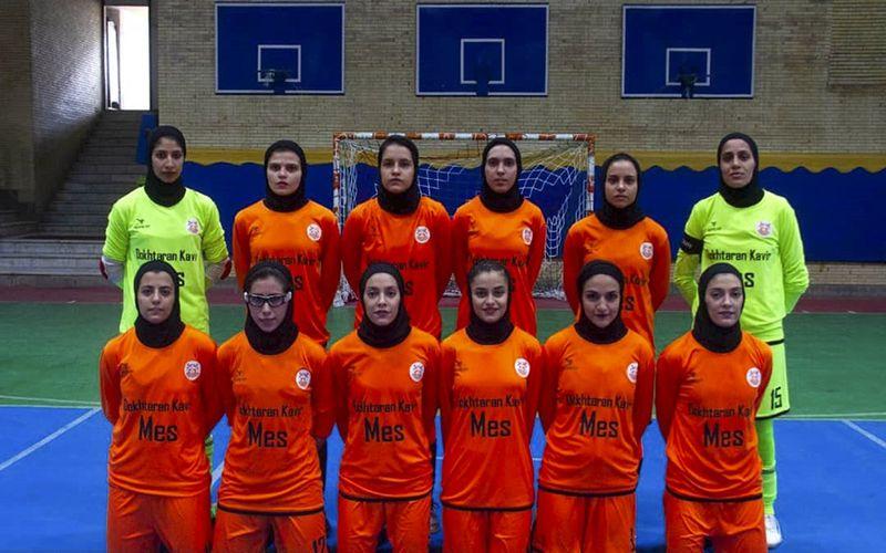 تساوی دختران فوتسال مس و شکست نوجوانان فوتبالیست مس در شیراز