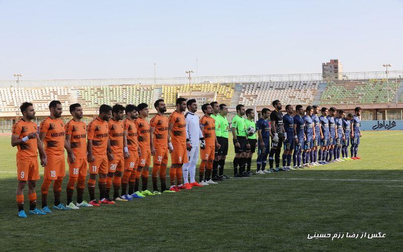 بازی دوم دی ماه تراکتورسازی و مس کرمان در جام حذفی به طور ناگهانی لغو شد!