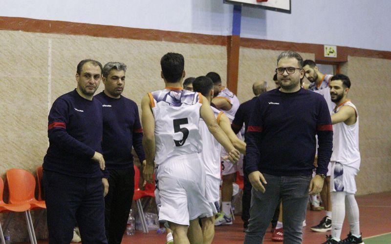 مربی بسکتبال مس: روز به روز بیشتر هماهنگ می شویم