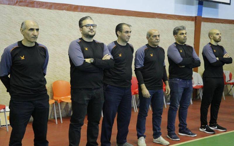 مربی بسکتبال مس: رفتار بازیکنان مهرام قابل تامل بود!
