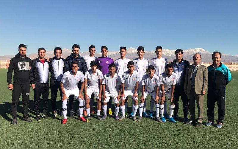 صعود مقتدرانه نوجوانان مس کرمان به مرحله بعد لیگ برتر
