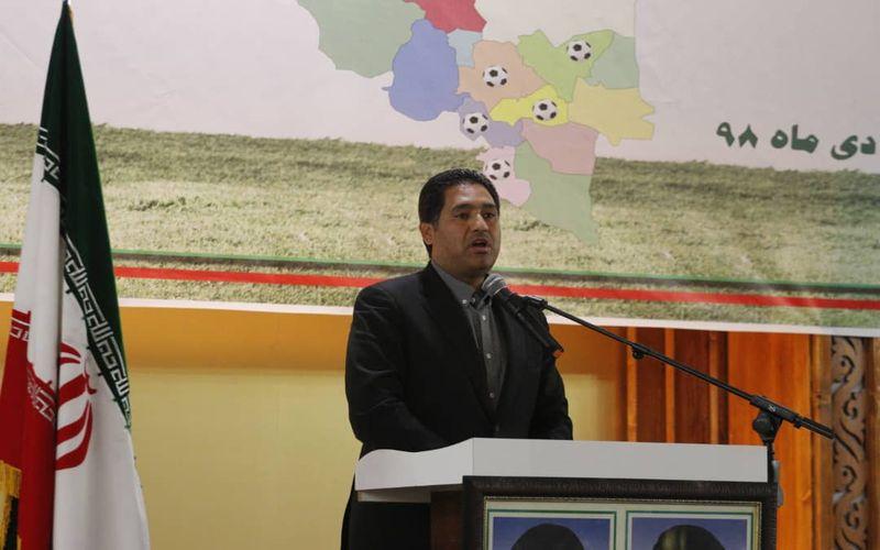 رئیس هیات فوتبال کرمان: باشگاه مس کرمان پنجره را بروی استعدادهای استان باز کرده است
