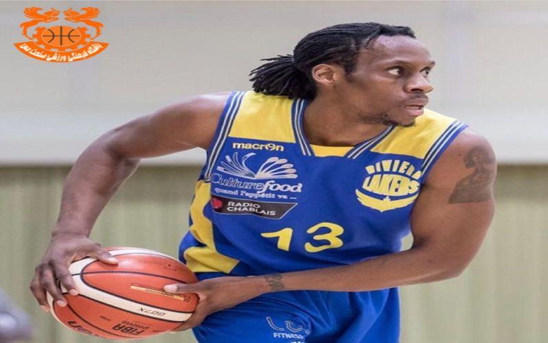 اضافه شدن بازیکن خارجی بسکتبال مس به این تیم/سدریک بونگا از کشور کنگو(عکس)