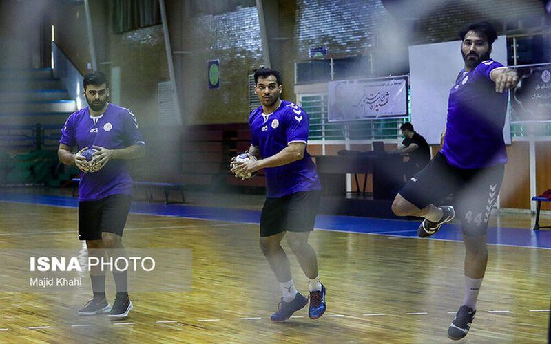سه ملی پوش هندبال مس برای کسب سهیمه جام جهانی به کویت رفتند