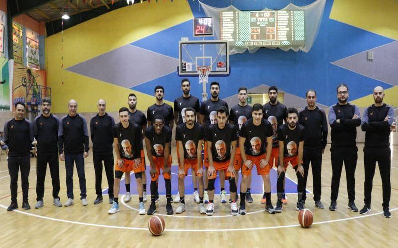 باخت بسکتبالیست های مس در آبادان(عکس)