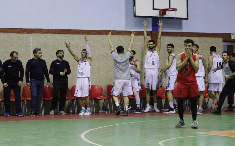 پیروزی طوفانی بسکتبالیست های مس برابر توفارقان(عکس)