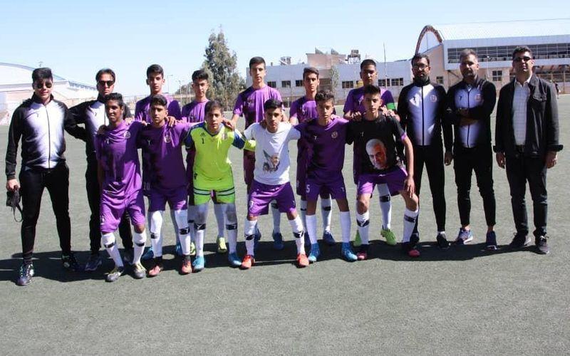 تیم های فوتبال زیر 15 سال و زیر 17 سال مس در آستانه صعود به دور دوم فستیوال کشور