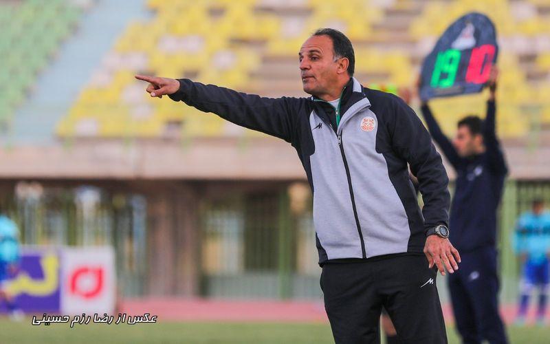 مربی تیم مس کرمان: در جام حذفی به دنبال کسب تجربه بودیم