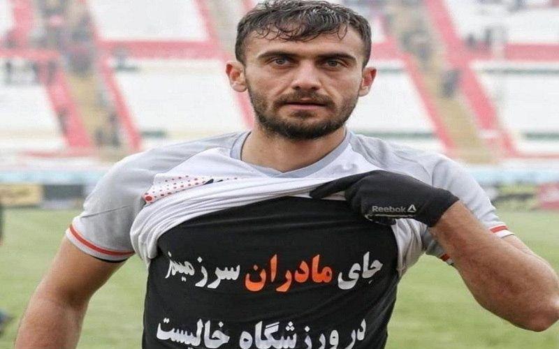 با رای کاربران سایت باشگاه مس؛ بهرام رشید فرخی بهترین بازیکن مس برابر تراکتور