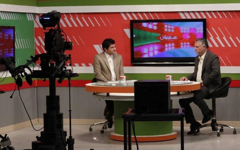 صحبت های مدیرعامل باشگاه مس کرمان در برنامه تلویزیونی عصر ورزش