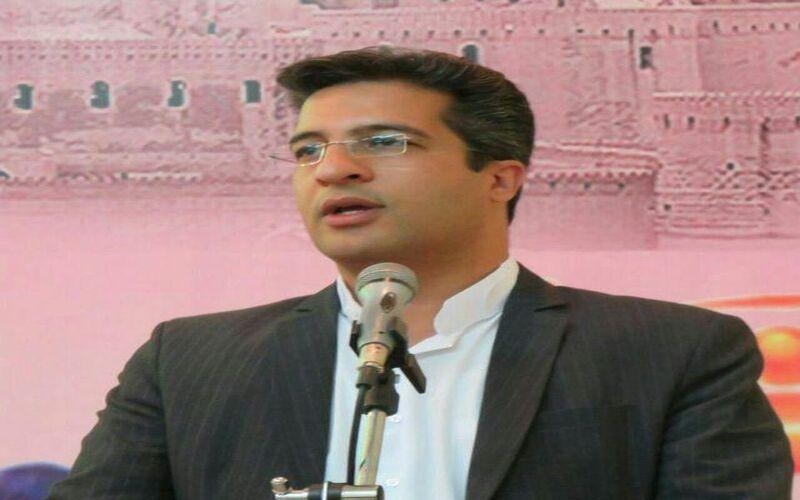 پیام تبریک آقای فرهاد نژادفصیحی معاون فنی باشگاه مس کرمان به مناسبت سال جدید شمسی