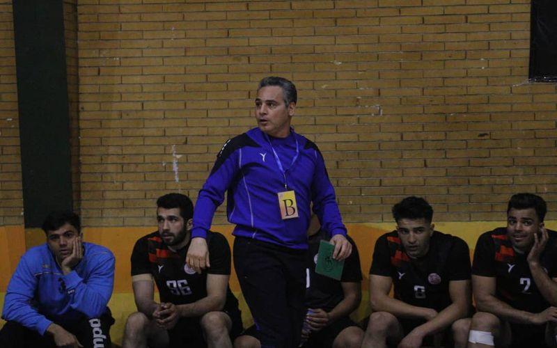 سرمربی هندبال مس: امیدوارم تکلیف لیگ برتر این فصل هرچه سریعتر روشن شود