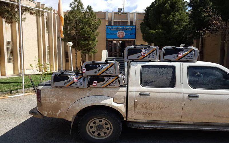ارسال کمک های باشگاه مس کرمان به مناطق سیل زده جنوب استان