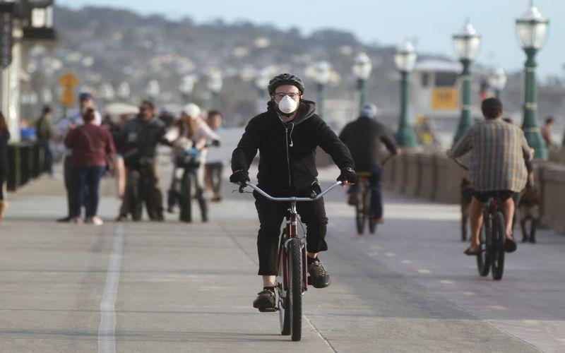 با دوچرخه به جنگ کرونا بروید!