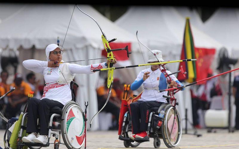 تمامی مسابقات کسب سهمیه المپیک برای زهرا نعمتی در سال 2020 لغو شد