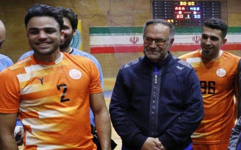 مدیرفنی هندبال مس:تشکیل تیم ملی امید پشتوانه سازی برای تیم ملی بزرگسالان است