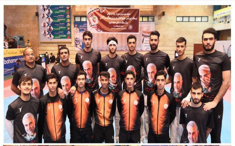 پیام تبریک ریاست هیات تکواندو استان در کسب عنوان سومی تیم مس در لیگ برتر