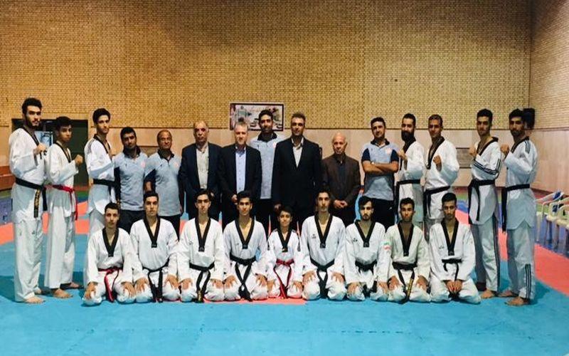 پیام تبریک مدیرعامل باشگاه مس کرمان در پی کسب عنوان سومی تیم تکواندو مس در لیگ برتر