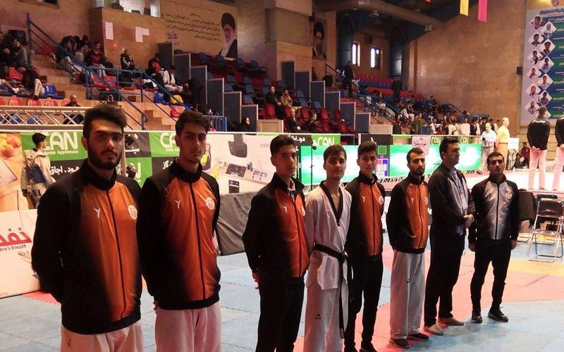 پیام تبریک مدیرکل ورزش و جوانان کرمان در پی کسب عنوان سومی لیگ برتر توسط تکواندو مس