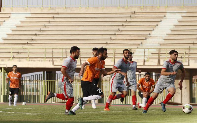 پیروزی مس کرمان در یک بازی دوستانه برابر مس شهربابک(عکس)