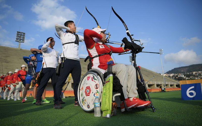 نعمتی در پاریس المپیک توکیو را نشانه می رود