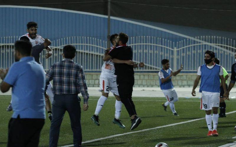 بادران تهران 1-2 مس کرمان/باد برای مس همچنان به سمت صعود می وزد