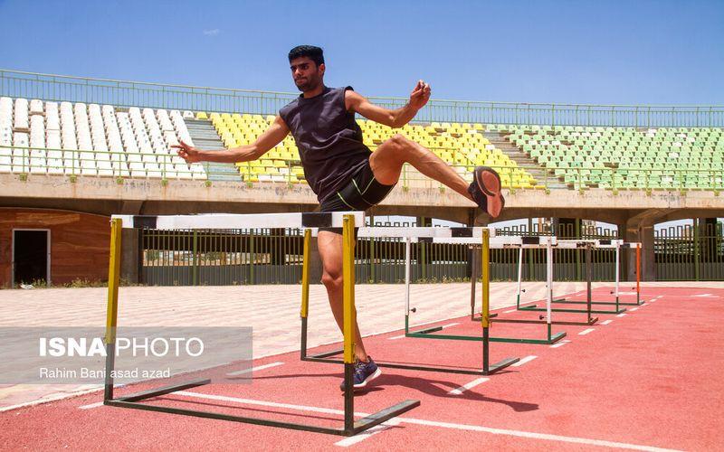 ابارقی: انجام تمرین بدون مسابقه رسمی بسیار ملال آور است