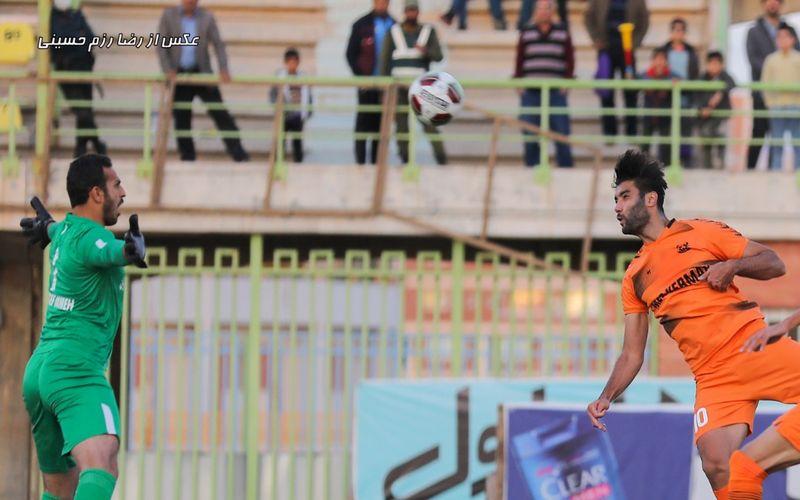 ششمین مصاف رسمی مس و استقلال خوزستان