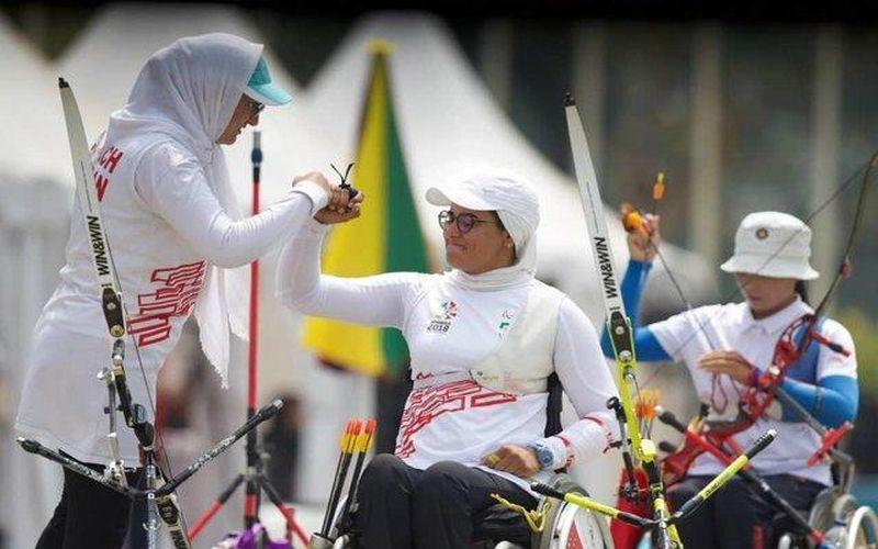 فقط زهرا نعمتی شانس کسب مدال طلا در پارالمپیک توکیو دارد