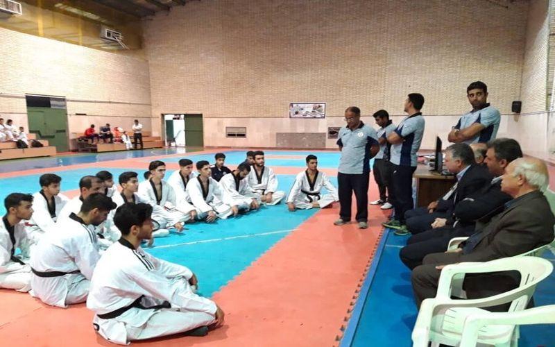 تکواندوکاران مس در ایران مسابقات باشگاه های آسیا را برگزار می کنند